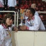 Два чемпиона в Софии 2006г.