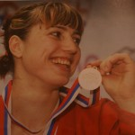 Золотая медаль Марины