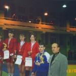Золото чемпионата России 2004г