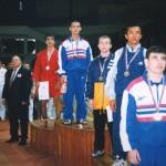 Золото мира София 2006г.